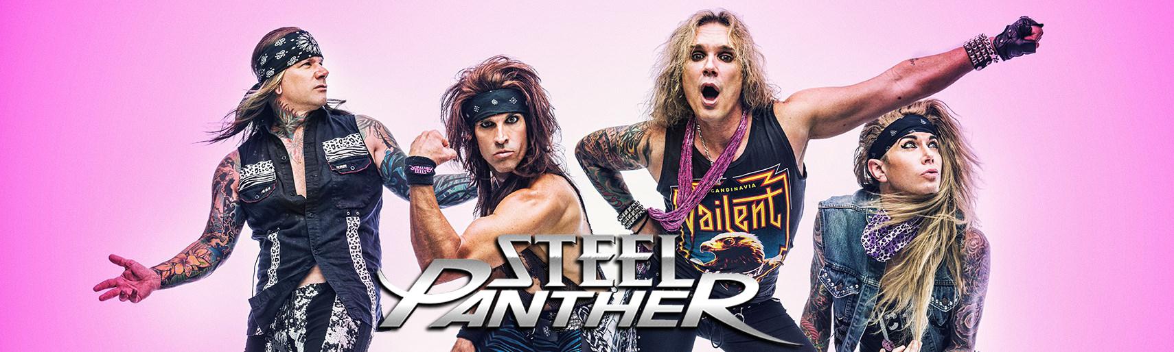 nyheder steel panther i aarhus